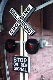 Route 116 will be closed for three days next week as crews do maintenance to a railroad crossing.