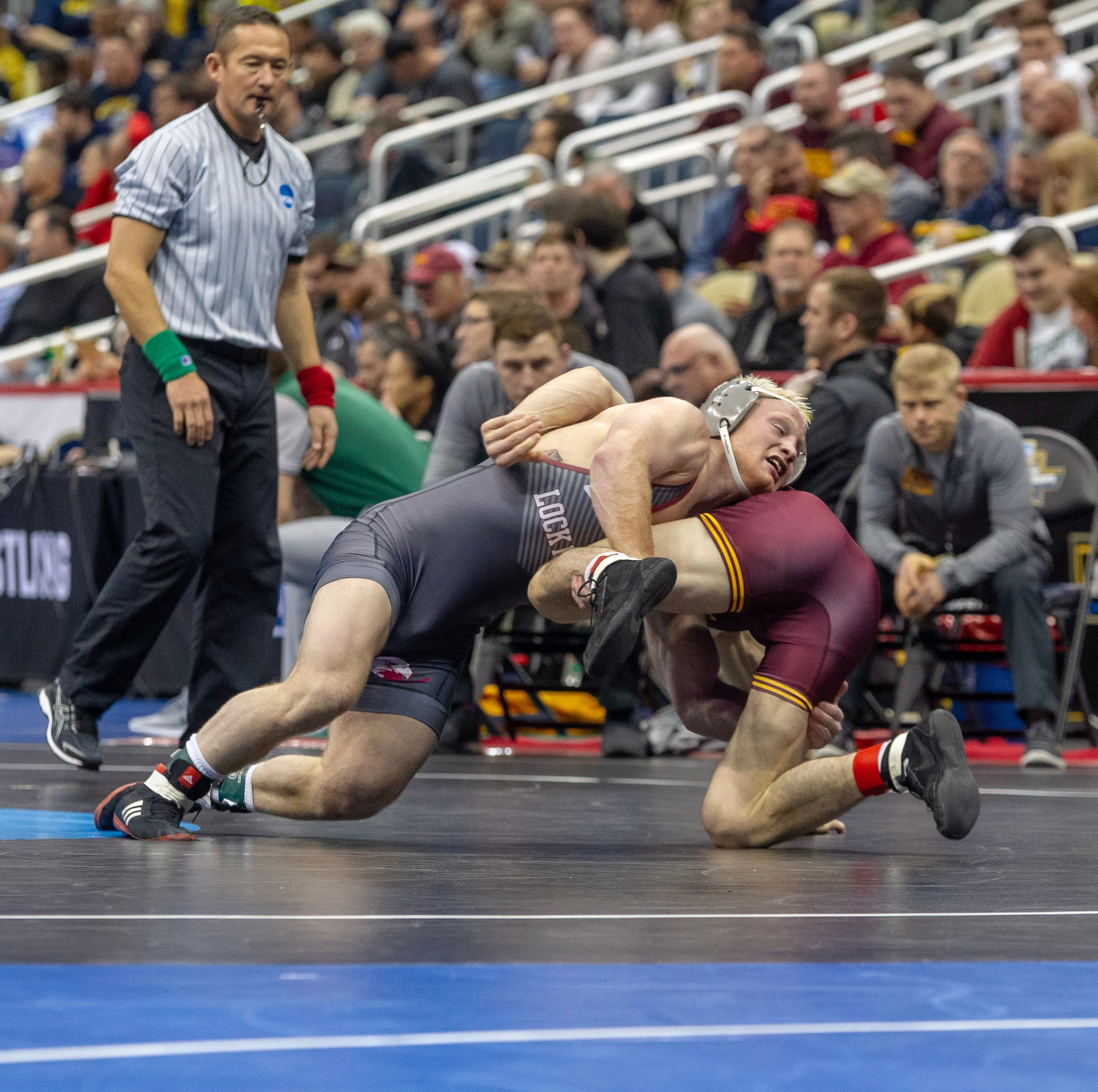 Chance Marsteller rebounds big, shoots for third place in NCAA Wrestling Championships