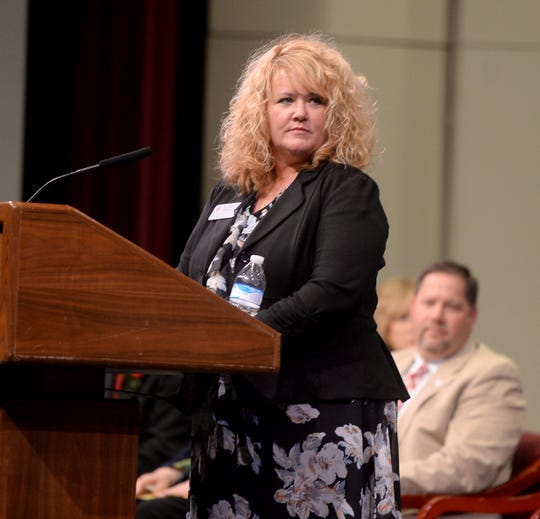 Jennifer O'Brien has been named the new assistant superintendent for Richmond Community Schools.