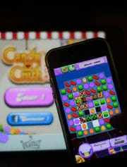 Candy Crush is among the finalists for the The Strong National Museum of Play's 2019 World Video Game Hall of Fame.