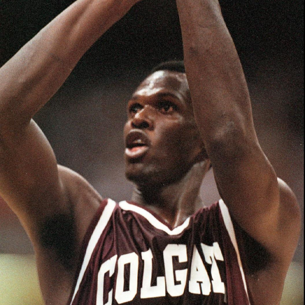Colgate's greatest player, Adonal Foyle, says this NCAA tournament appearance 'is legit'