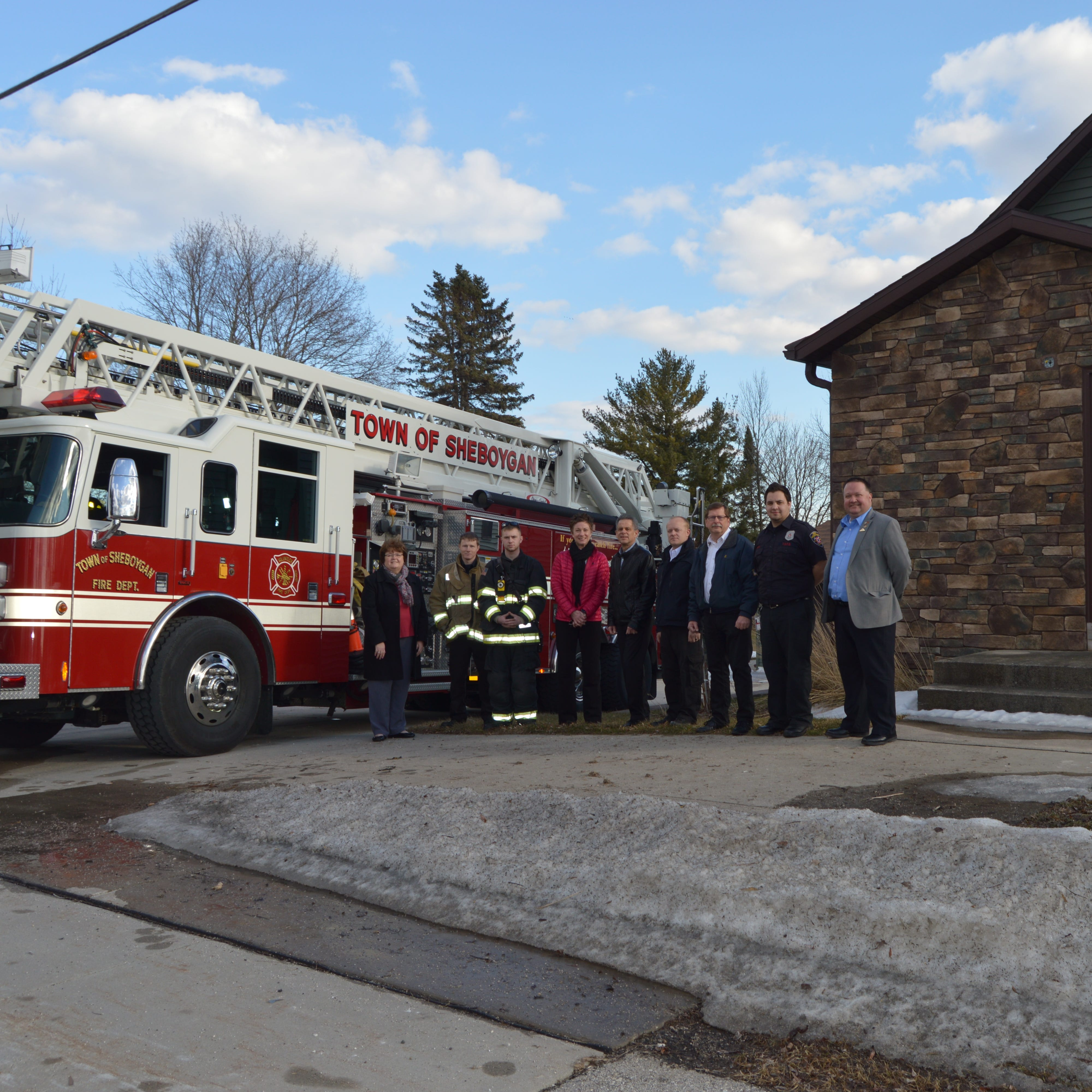 Kohler Credit Union donates homes to local fire department for training | Briefs