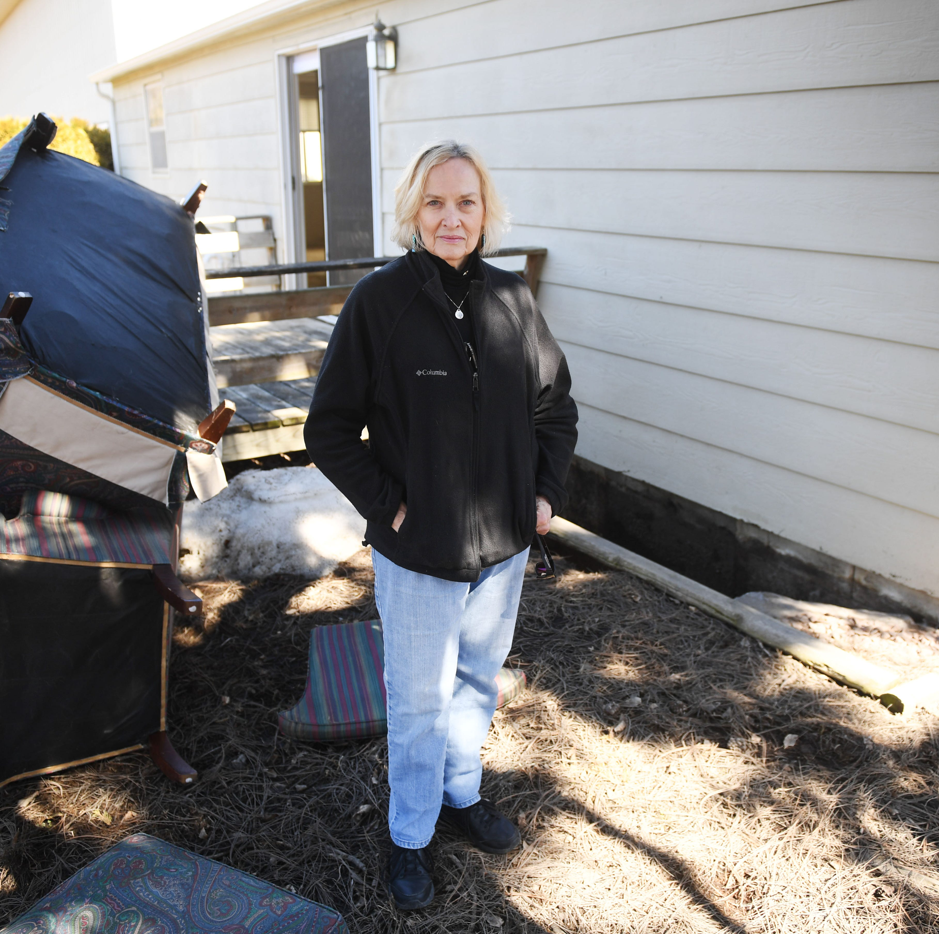 Rescued from her flooded home, Sioux Falls woman starts over