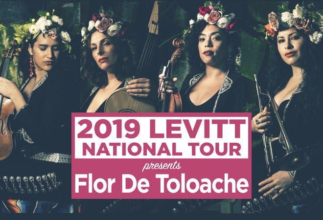 Flor de Toloache, a Grammy-winning, all-female mariachi band, will be part of the planned 30 free concerts to open the west Falls Park venue in June 2019.