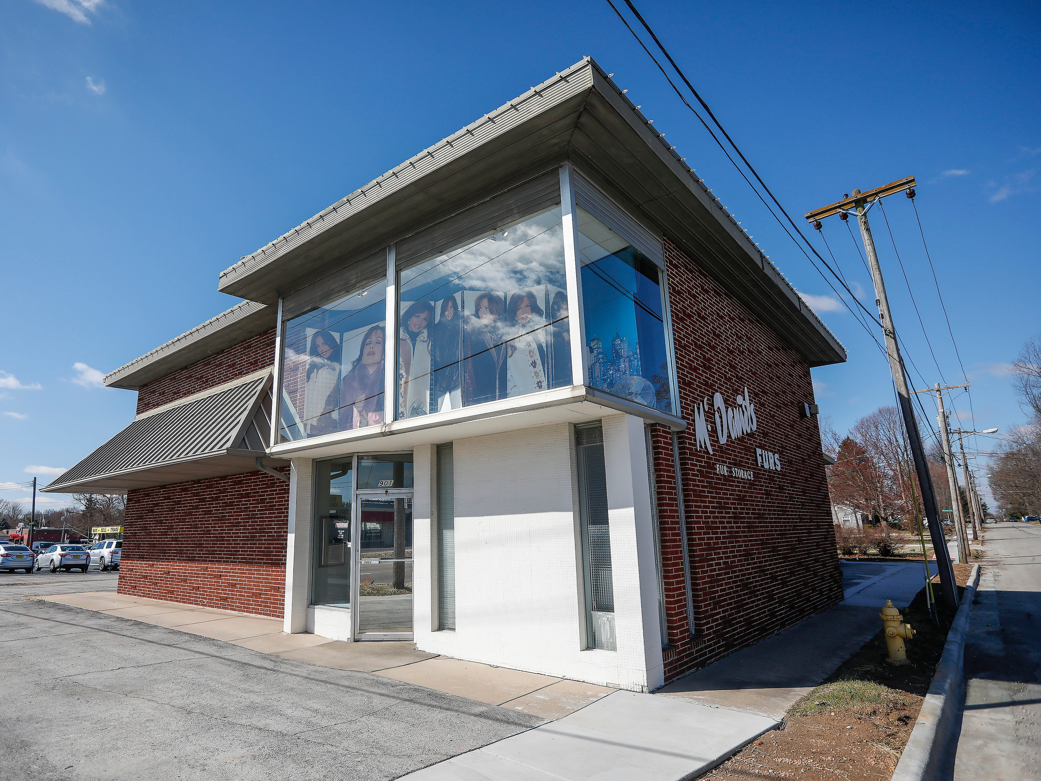 McDaniel Furs is located at 901 S. Glenstone Ave.