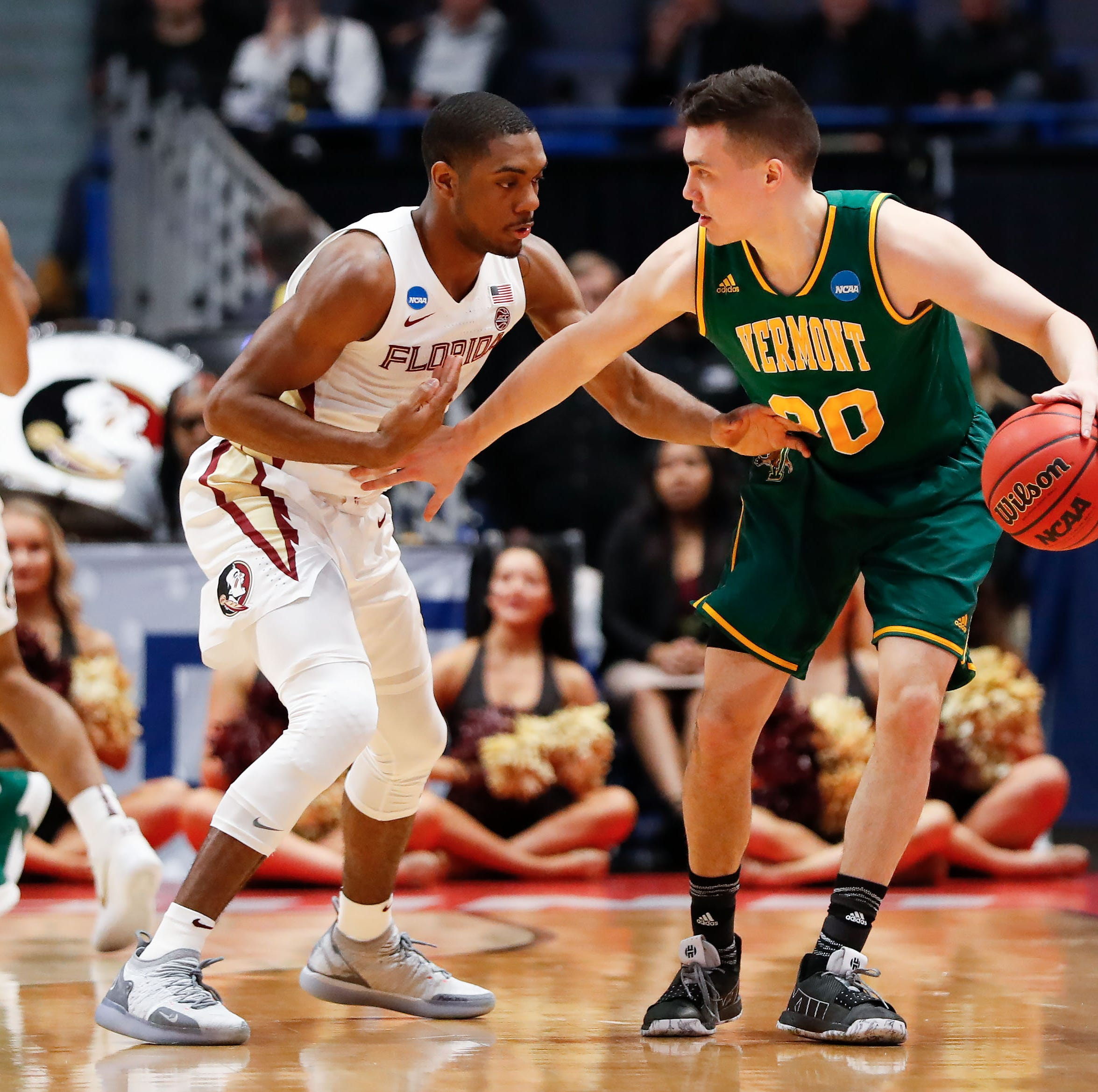 Live updates: UVM basketball vs. Florida State at the NCAA Tournament