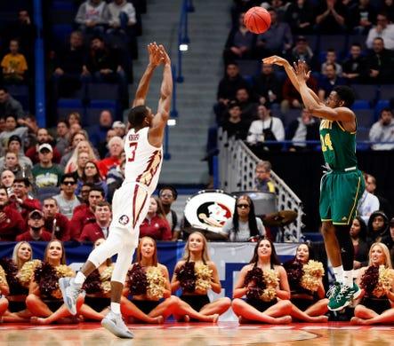 UVM men's basketball: Road game at Virginia highlights