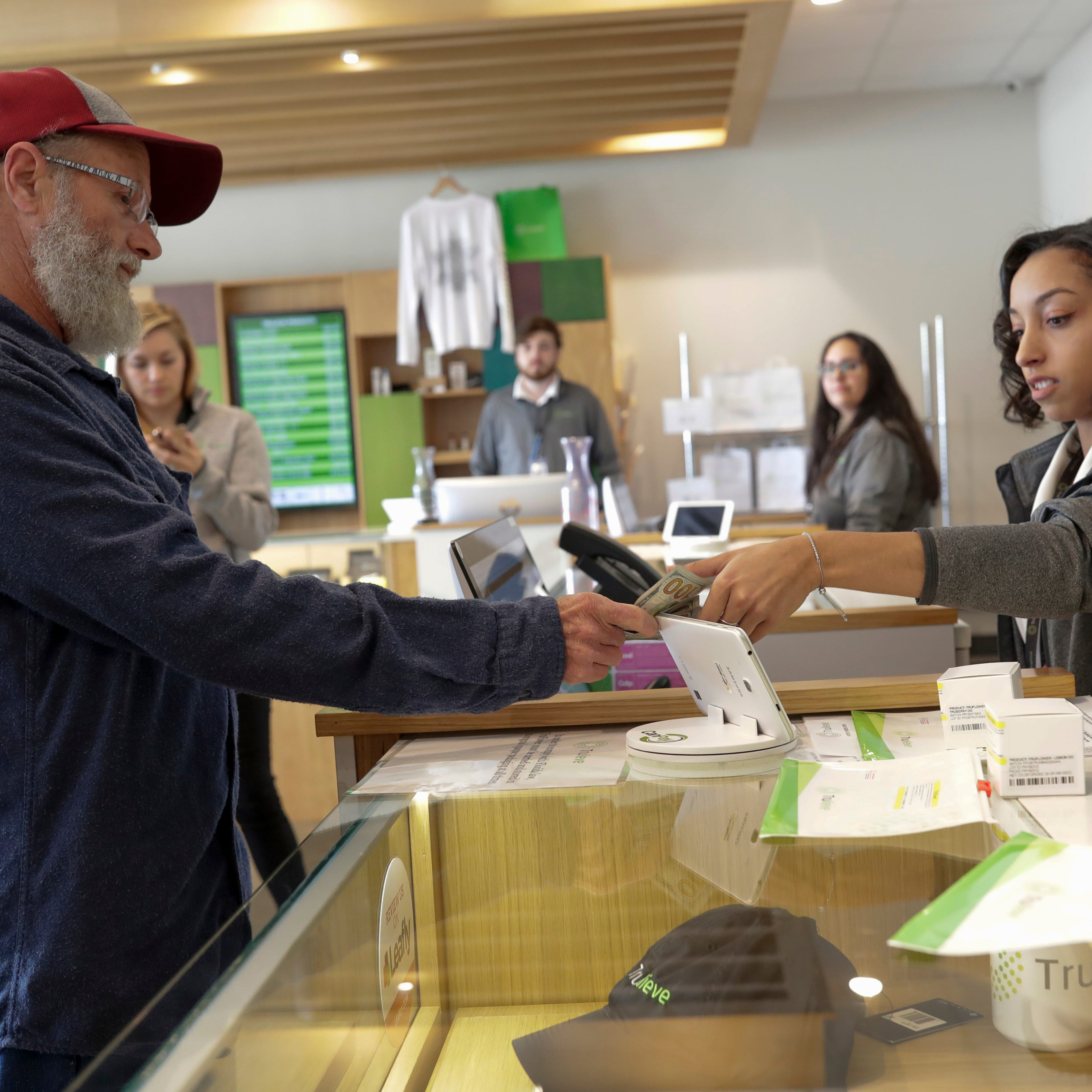 Fired up: Trulieve Tallahassee dispensary first to sell smokable medical marijuana in Florida