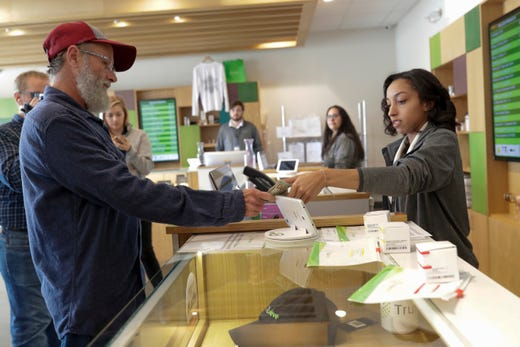 Trulieve first to sell smokable medical marijuana in the