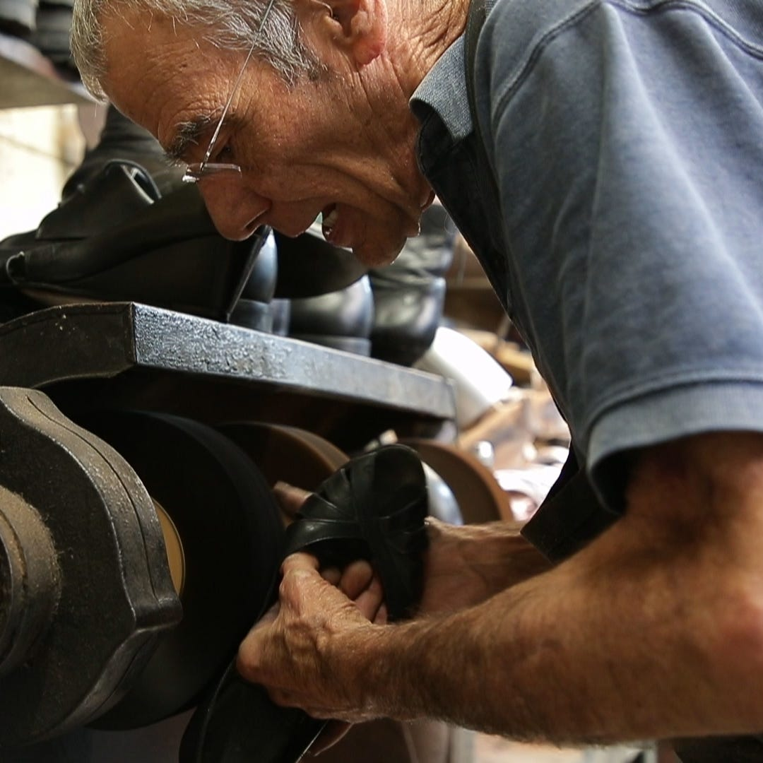 The soul in our shoes: Capital Shoe Fixery icon turns 65, has no foot in the door of retirement