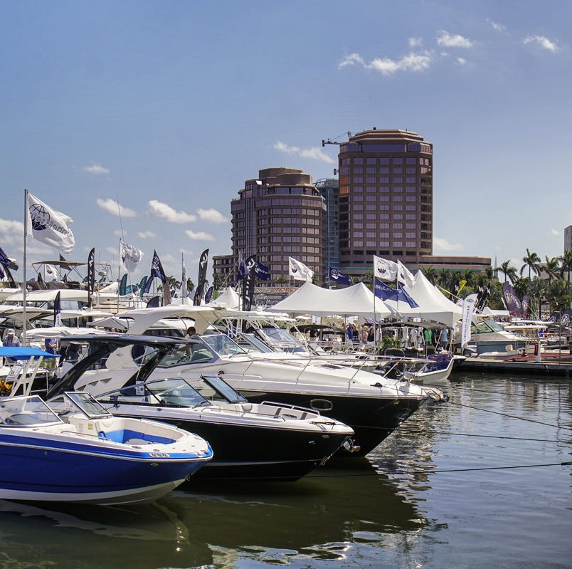 Palm Beach Boat Show offers deals for boat buyers