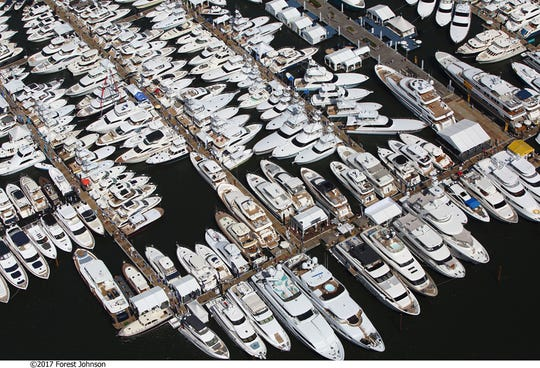 The Palm Beach Boat Show will take place March 28-31.