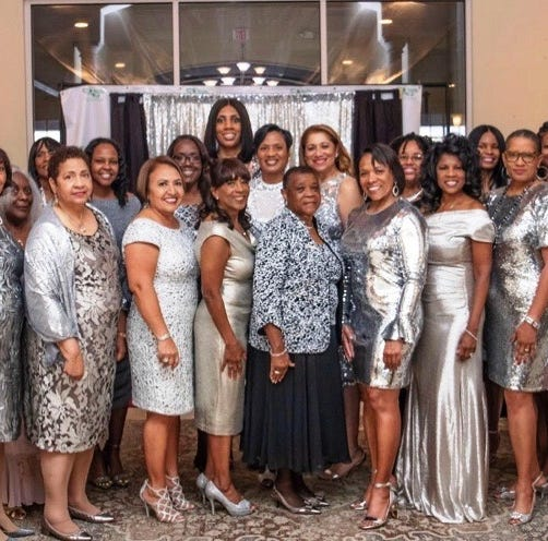 The Links Inc.'s 'Lucky in Love' gala raises money for scholarships