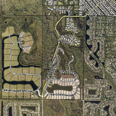 Long-planned Bridgewater Preserve subdivision in south Martin County moves forward