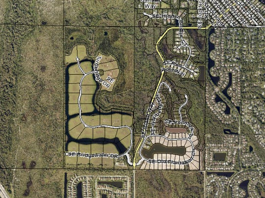 Bridgewater Preserve subdivision