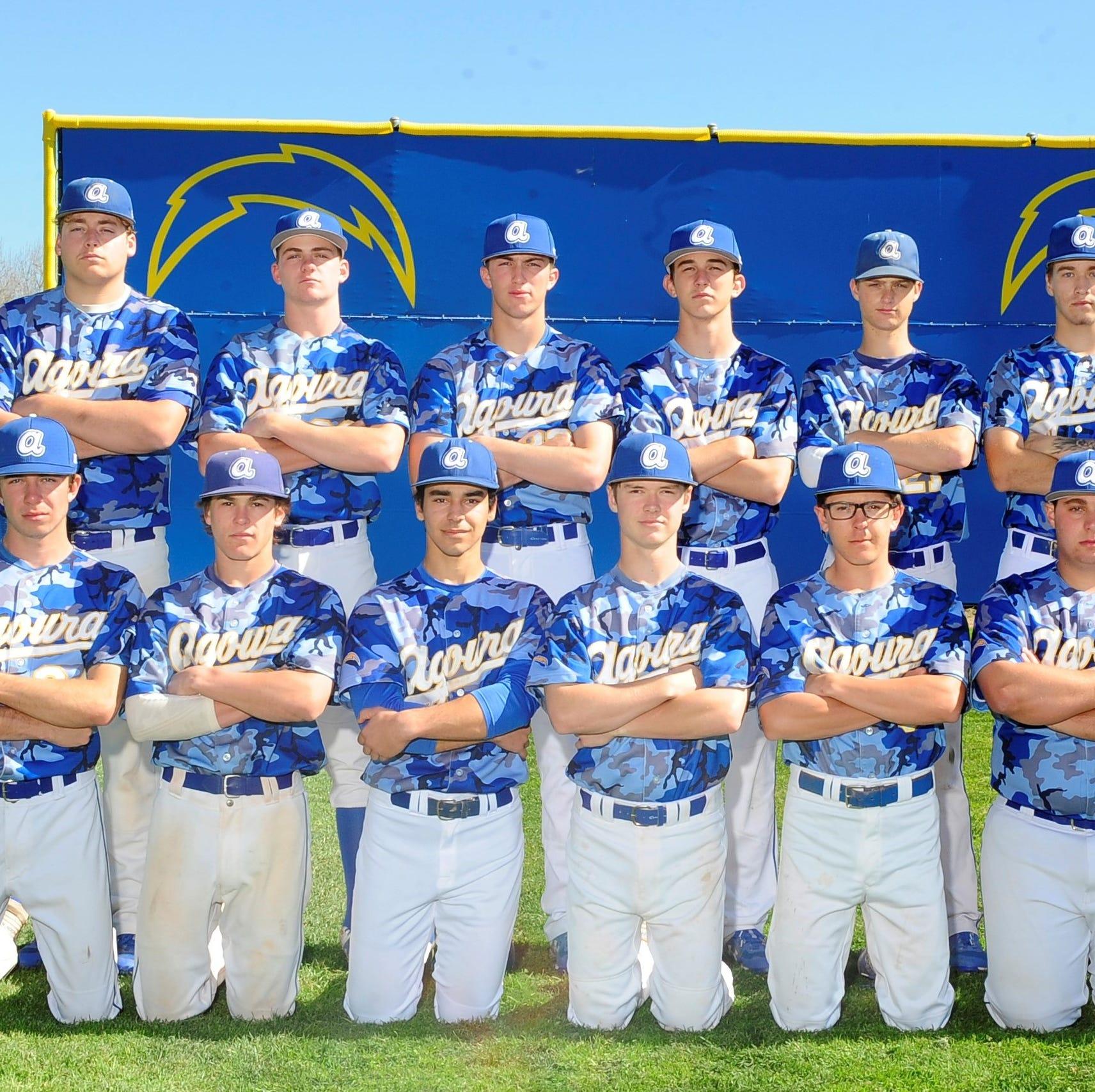 High school baseball notebook: Agoura returns to a contender in Coastal Canyon League