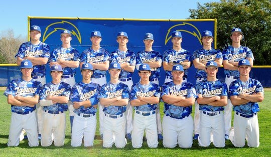 The Agoura High baseball team stands in first place at 7-1 (10-4 overall) in the Coastal Canyon League and is ranked No. 3 in CIF-Southern Section Division 2.
