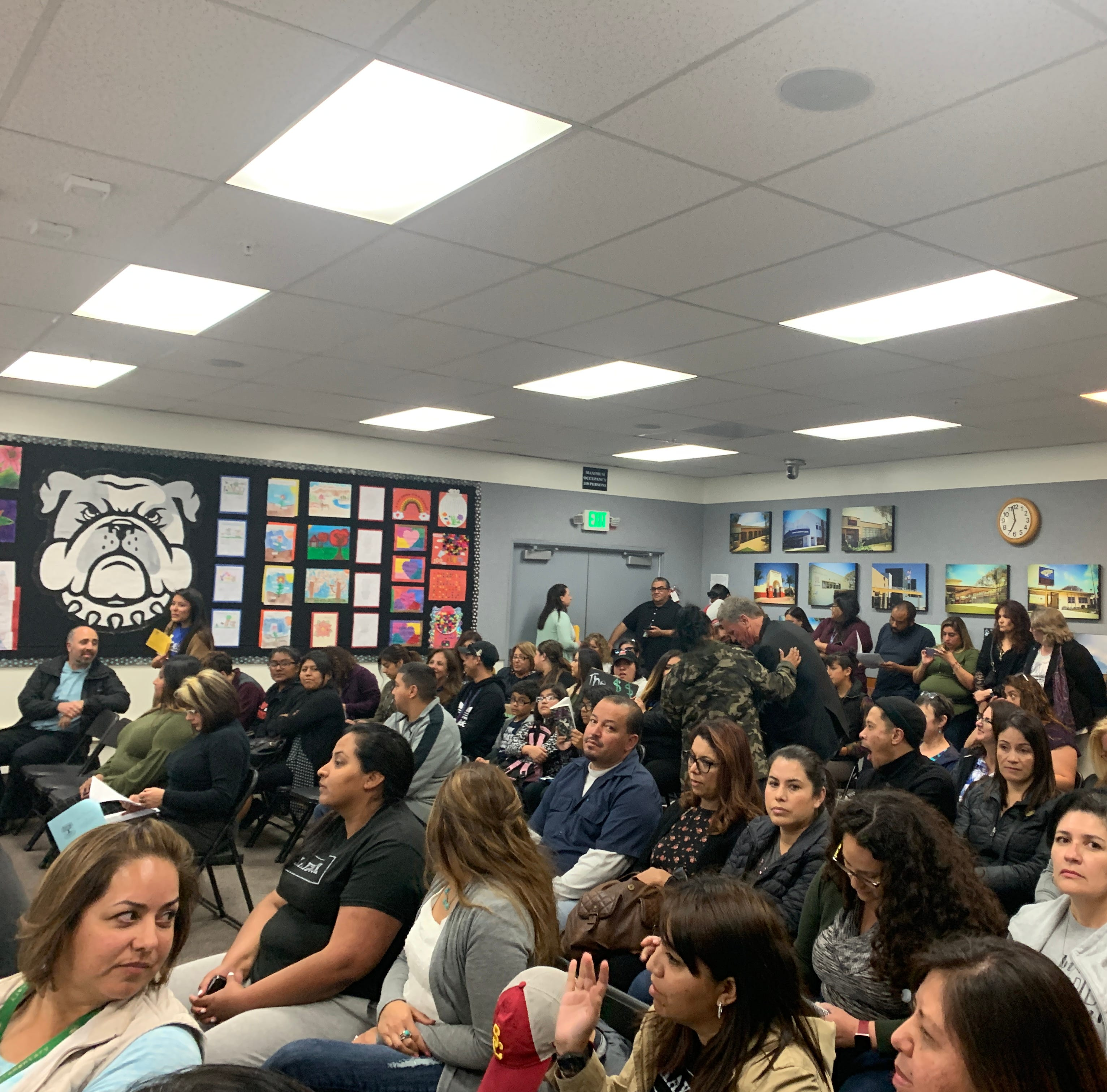 Oxnard school board approves layoffs, reduced hours for classified staff due to budget woes