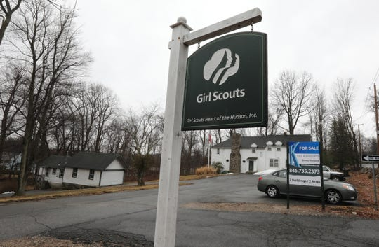 The former Rockland County Girls Scouts headquarters in New City is up for sale March 21, 2019.