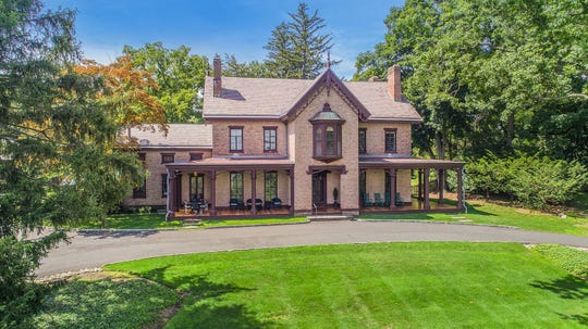 The Ross-Hand Mansion at 122 Franklin St. in South Nyack has been sold for $1.72 million.