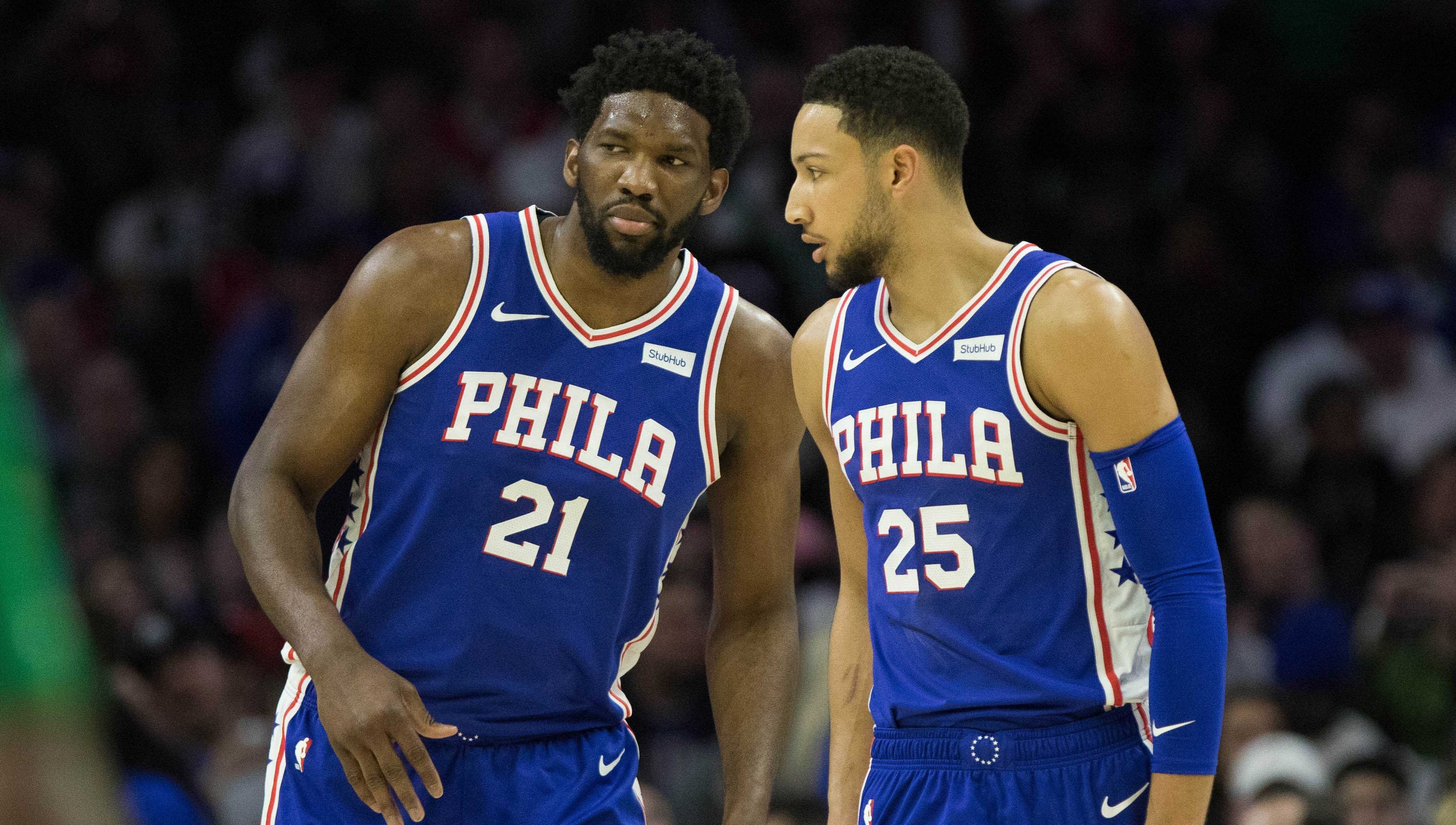 5d3e0faeb36 3 keys for the Sixers-Nets NBA playoff series — and a prediction