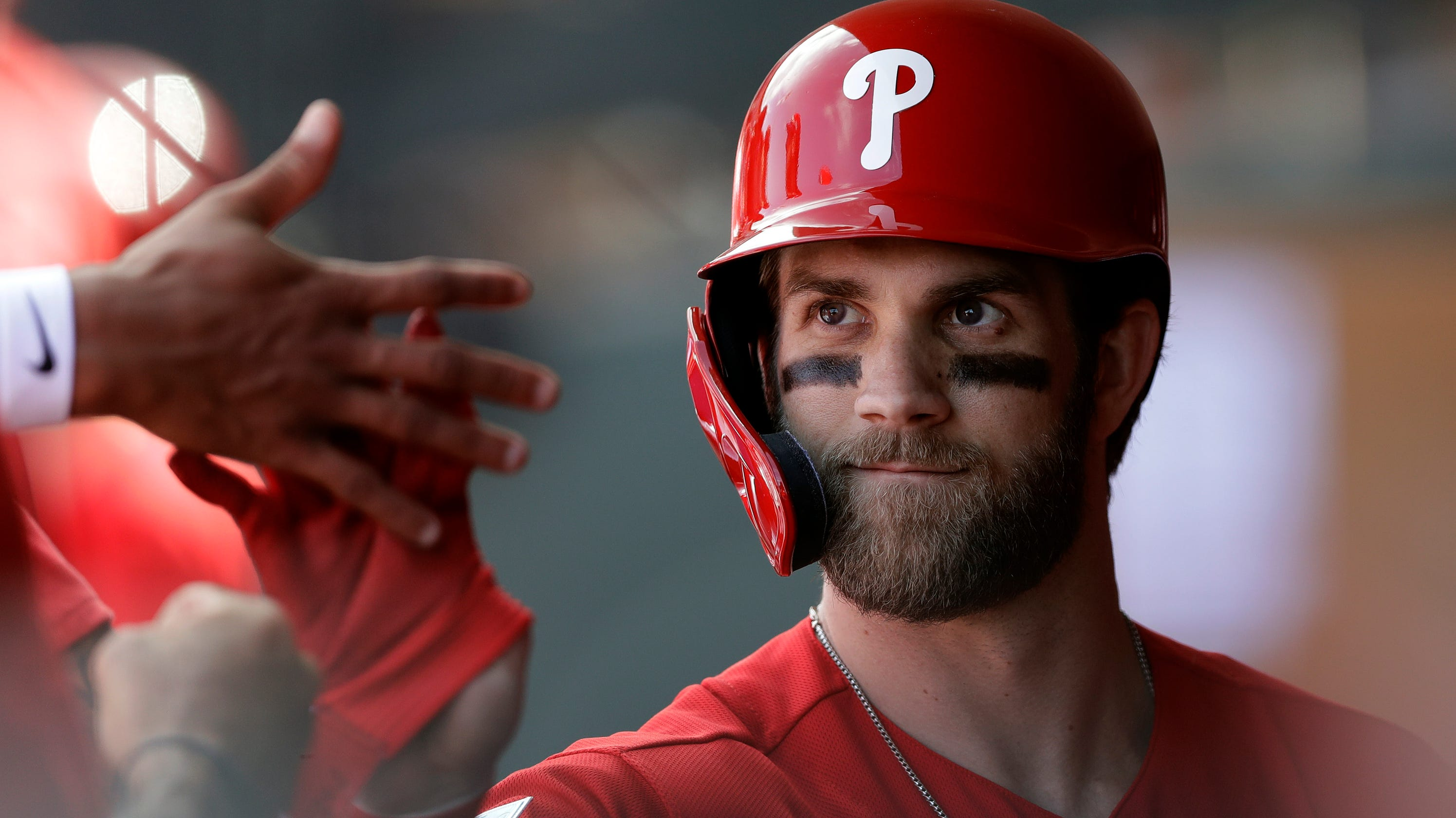 b81323812 Bryce Harper beats out Mookie Betts, Mike Trout for most popular MLB jersey