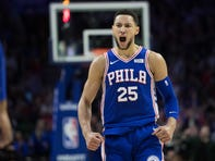 Ben Simmons, 76ers agree to $170 million, 5-year deal
