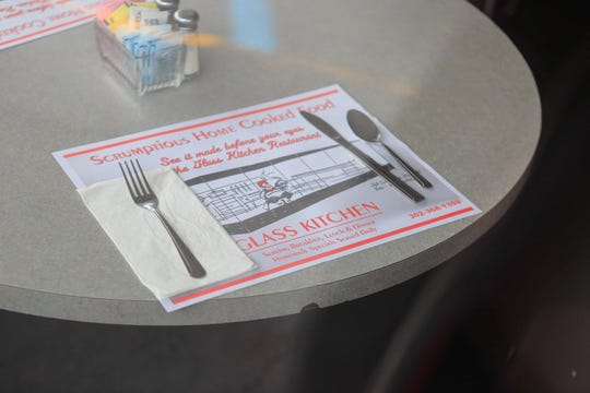The Glass Kitchen restaurant has been a Glasgow institution for 67 years.