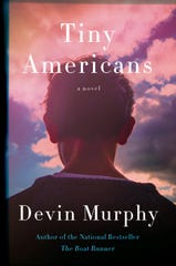 "Devin Murphy's latest novel, ""Tiny Americans,"" follows the Thurber family through more than 30 years of their lives. The three Thurber children learn to navigate life after their father leaves them and as they become adults and have children of their own."