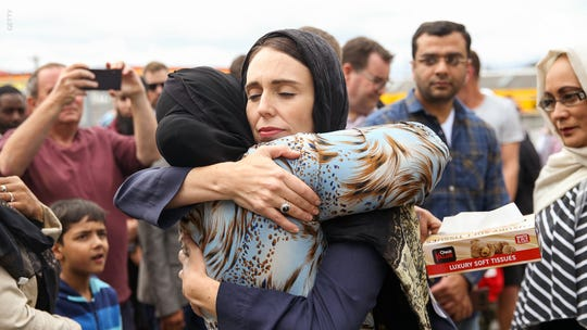 New Zealand Prime Minister swiftly bans assault rifles