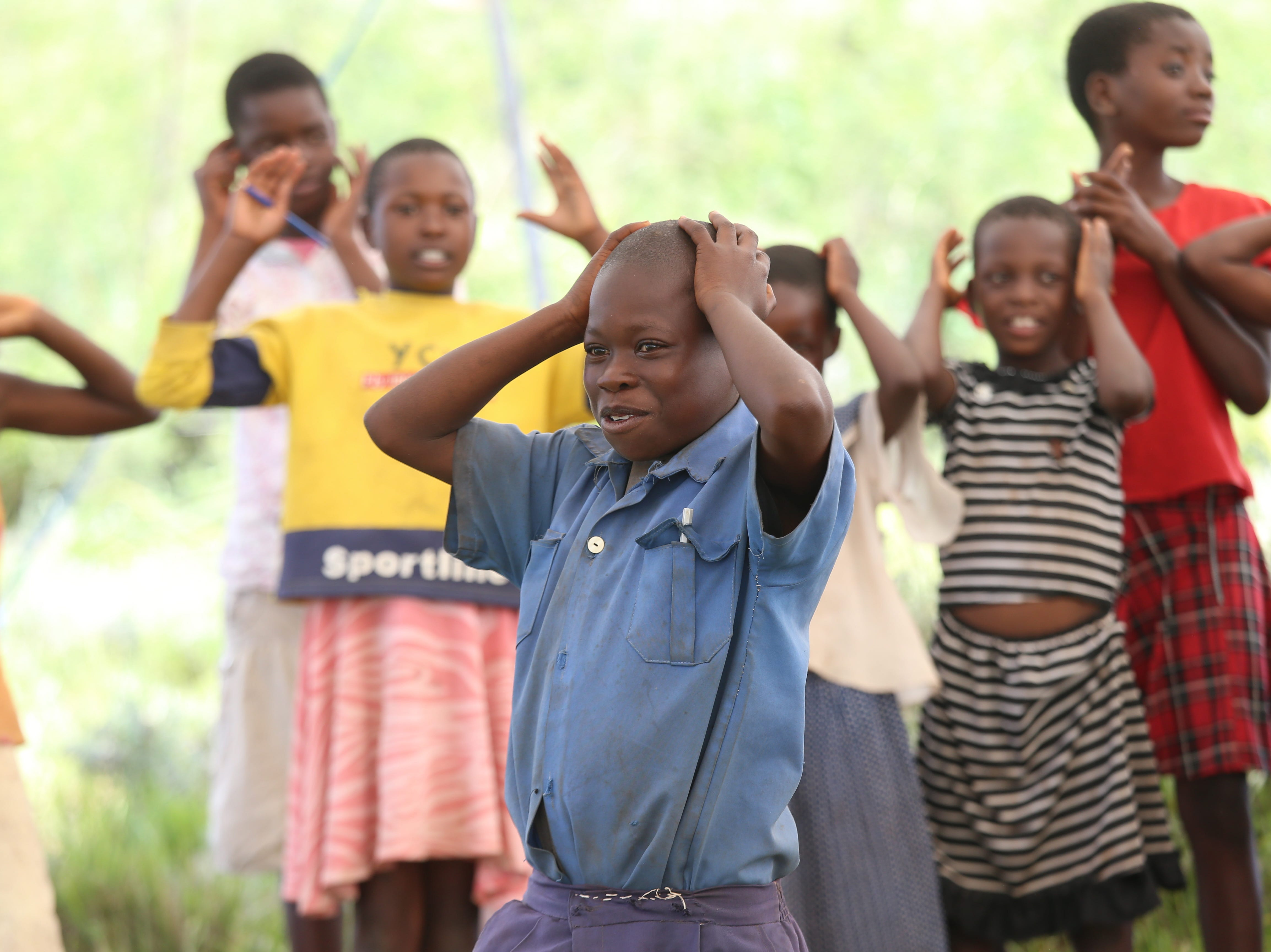 Children who have been unable to attend school after Cyclone Idai are being educated by the Regional Psychosocial Support Initiative (REPSSI), which offers psychosocial support, technical expert, capacity builder and advocacy.