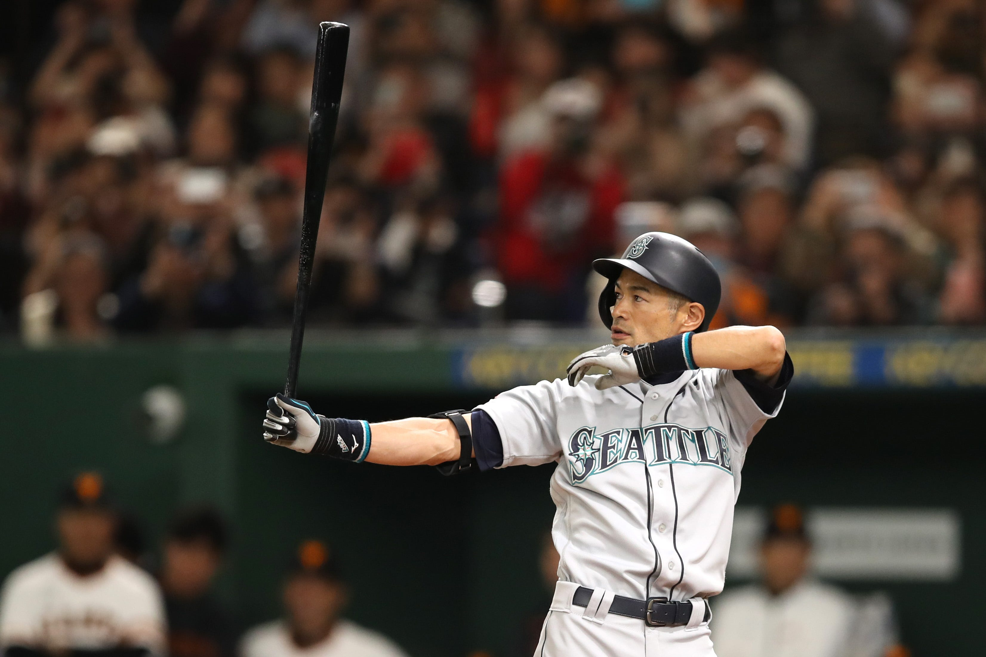 Future Hall of Famer Ichiro Suzuki, 45, to retire after Japan series, per reports