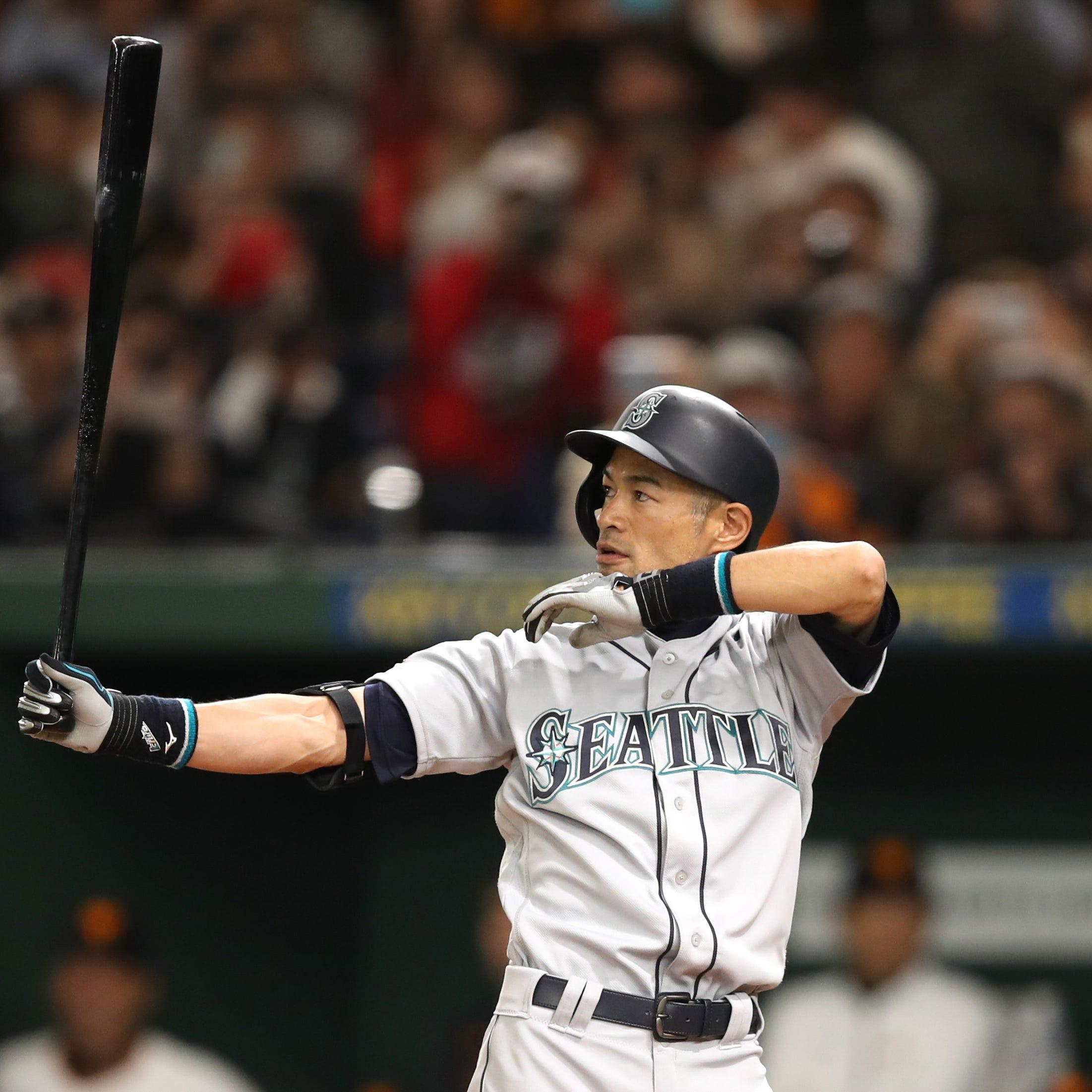 After 19 seasons, Ichiro Suzuki is expected to...