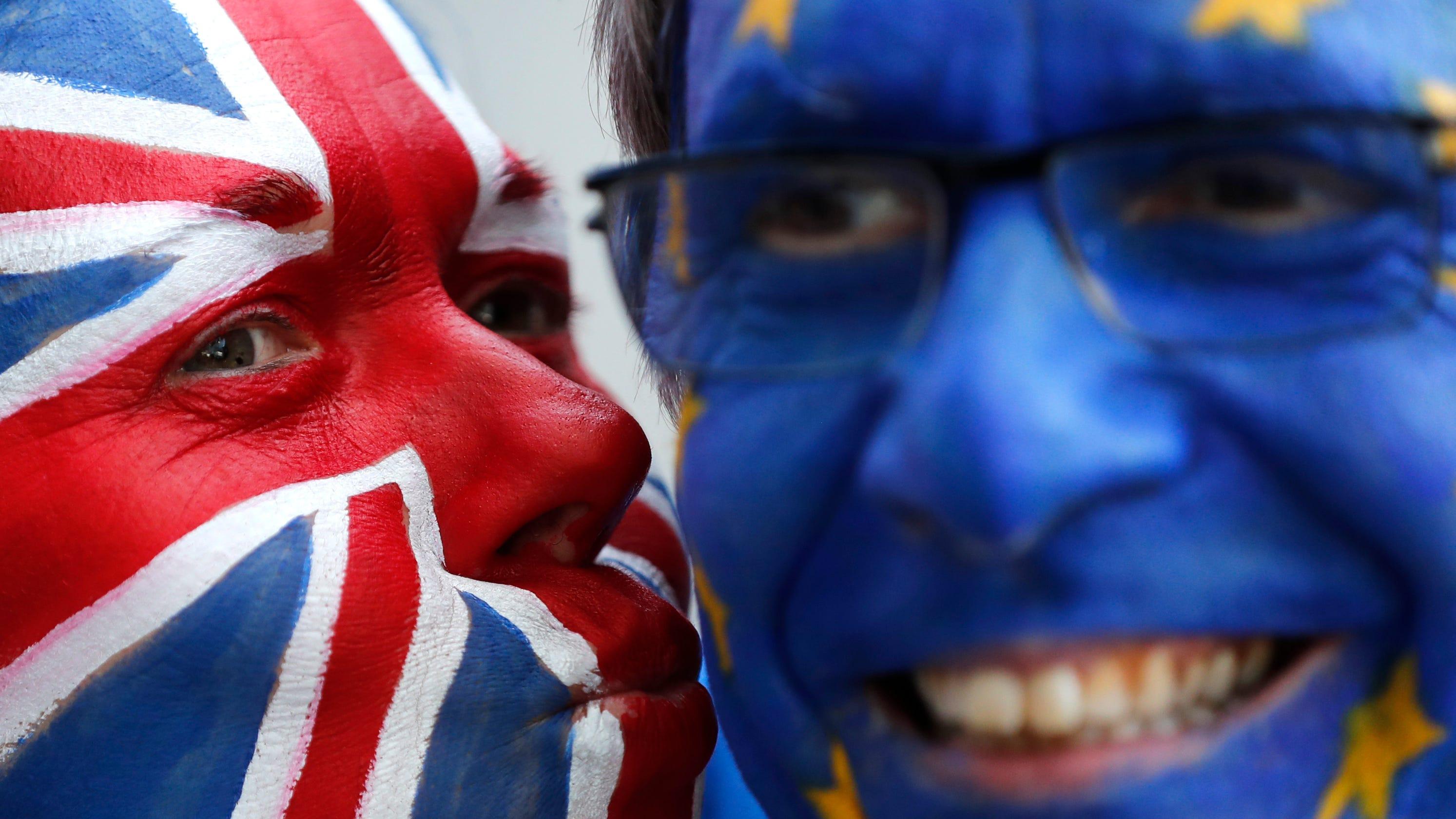 With clock ticking, EU grants Britain Brexit delay