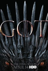 "The final season of ""Game of Thrones"" arrives on HBO on April 14 (9 EDT/PDT)."