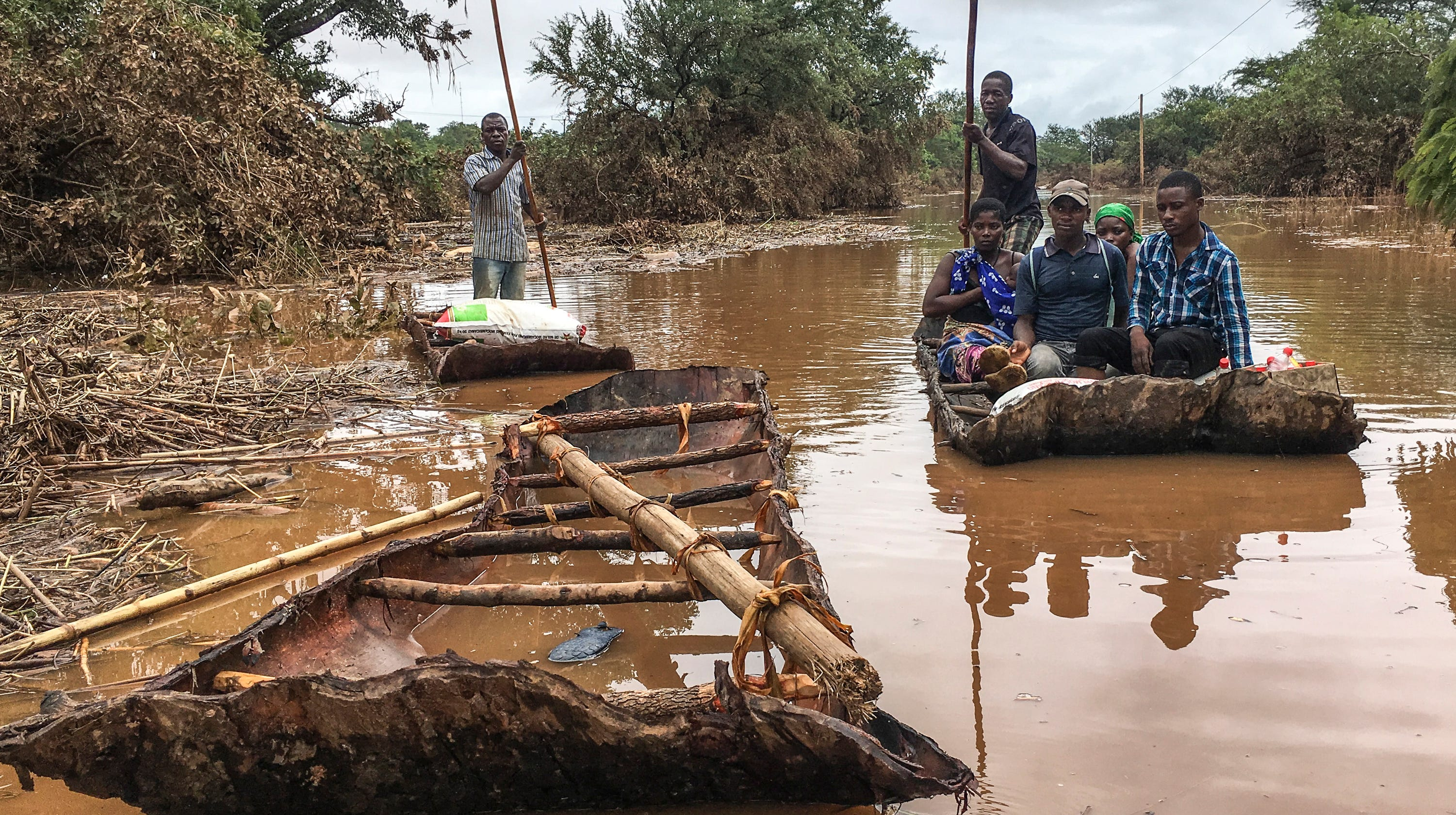 Death toll from Cyclone Idai surpasses 500 in southern Africa