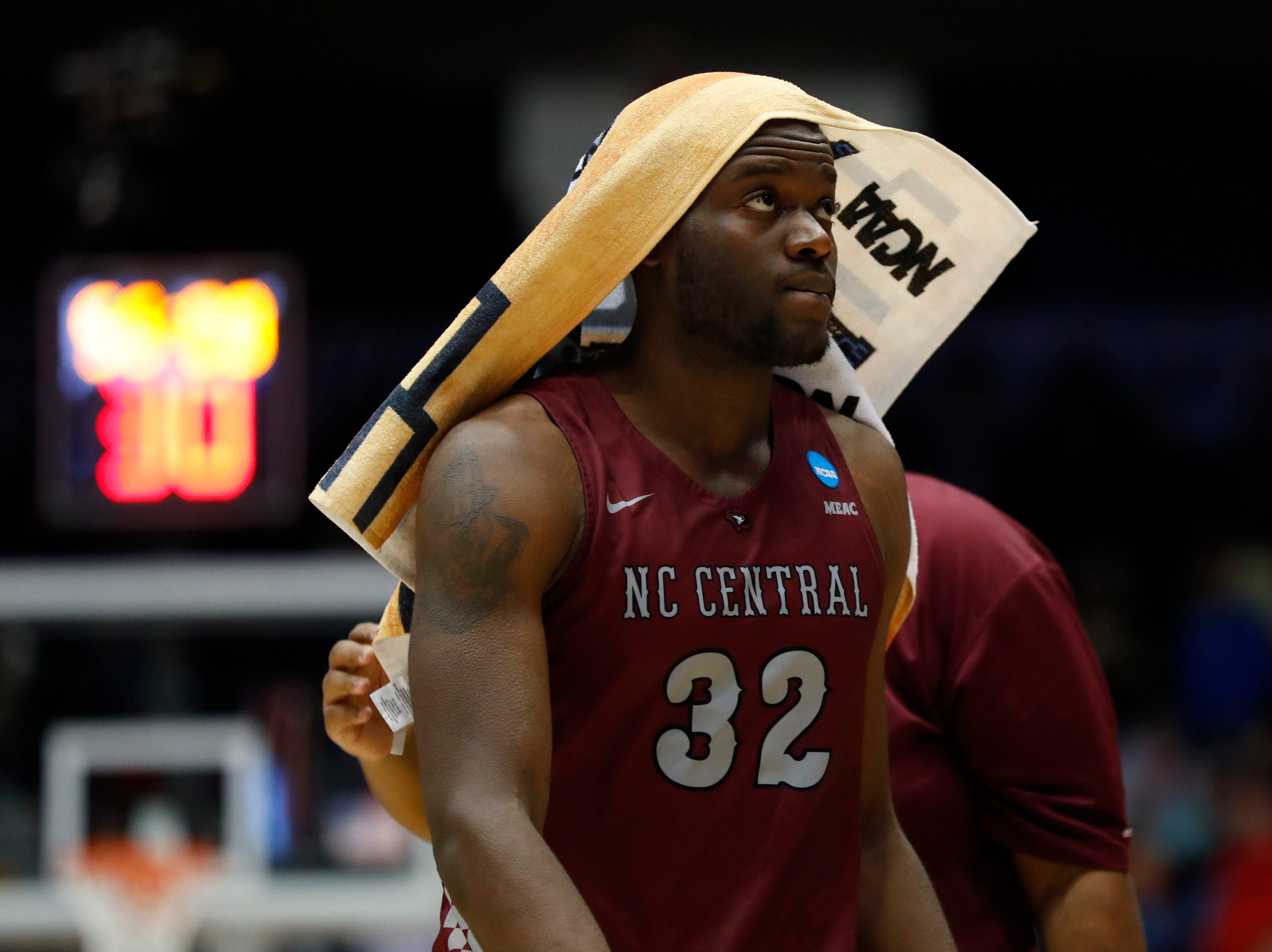First Four: North Carolina Central loses to North Dakota State, 78-74.