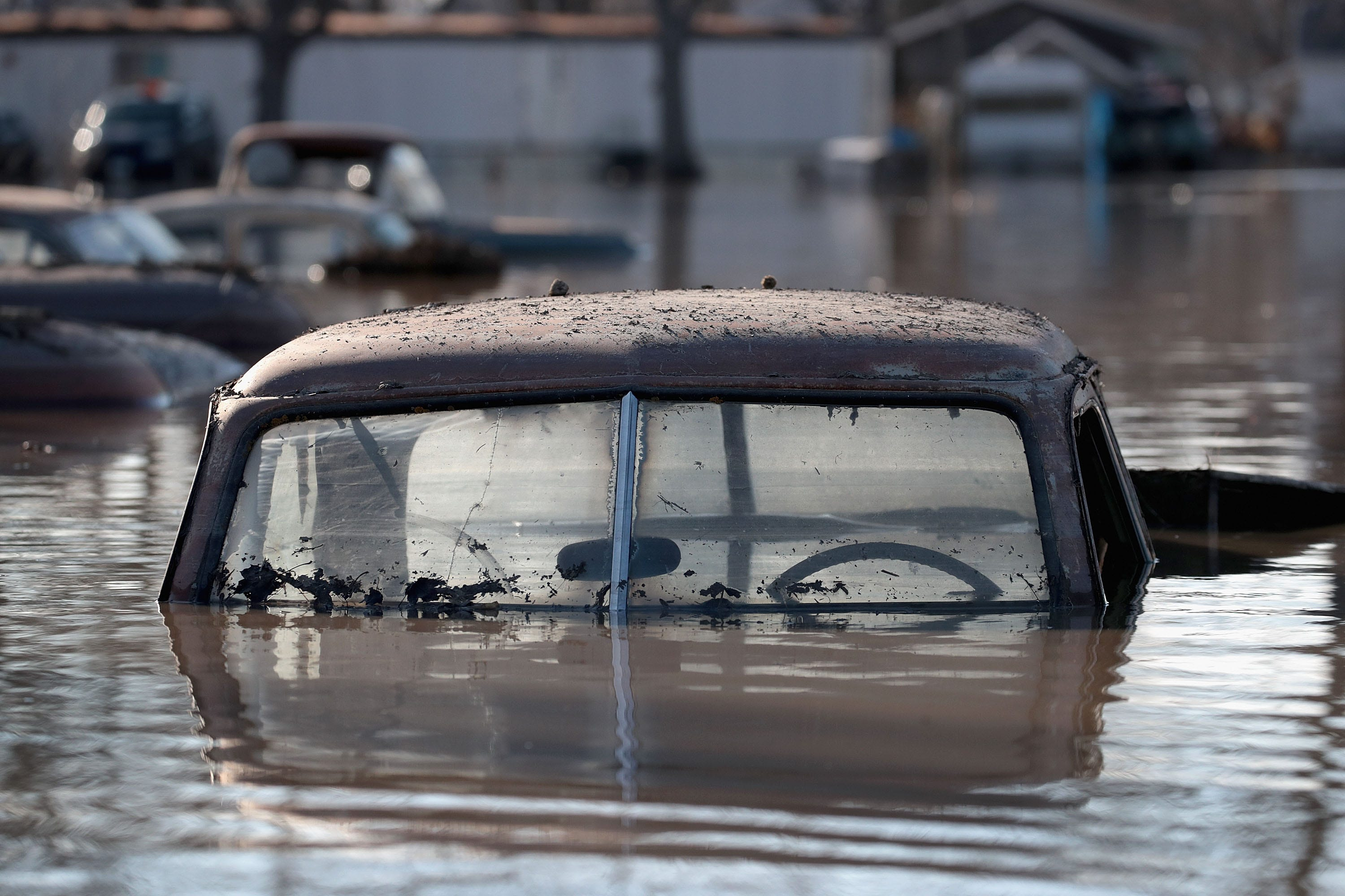 Spring flooding could be 'unprecedented' with 200 million Americans at risk