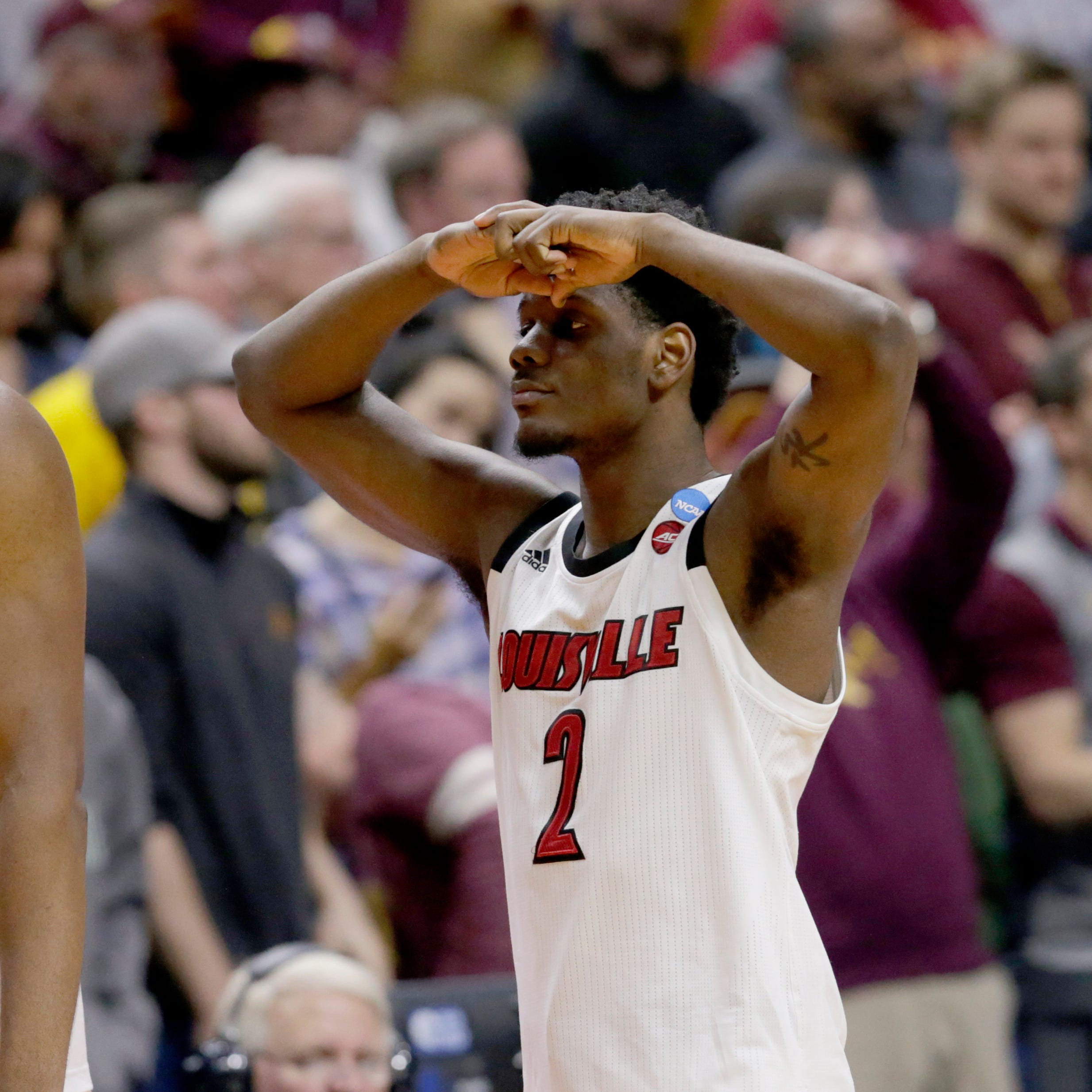 Louisville's March Madness loss to Minnesota a repeat of past mistakes