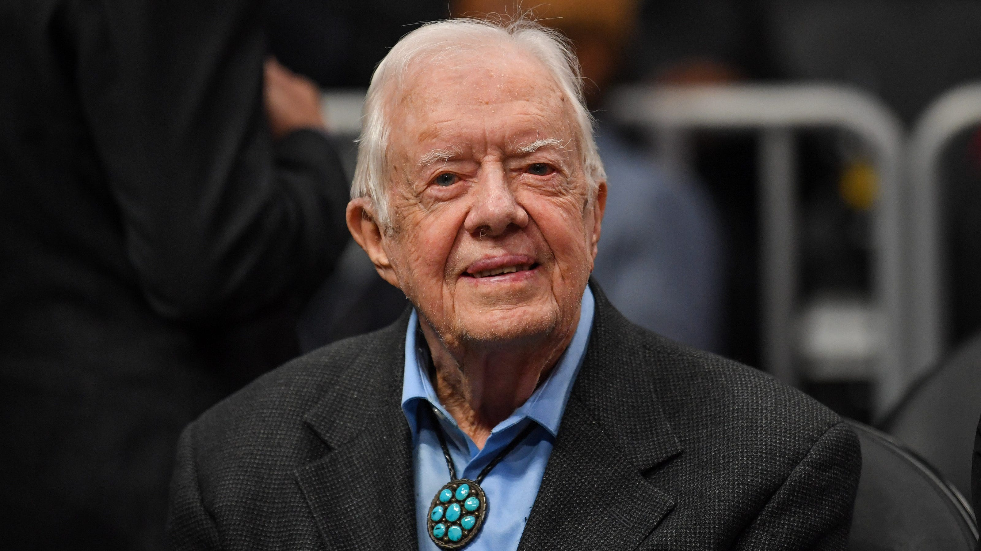 Jimmy Carter Passes George H W Bush As Oldest Living Former President