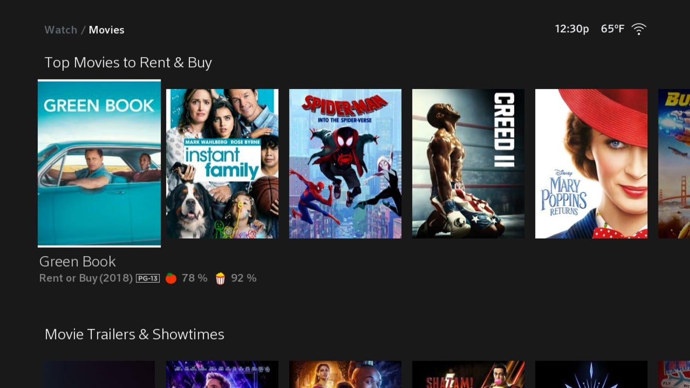 Comcast Xfinity Flex $5 streaming cord cutting service is
