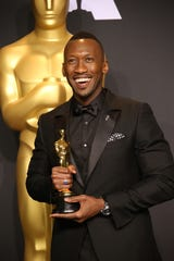 """Mahershala Ali has won two Oscars for roles in """"Moonlight"""" and """"Green Book."""""""