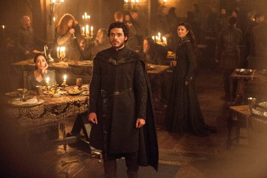 The infamous Red Wedding.