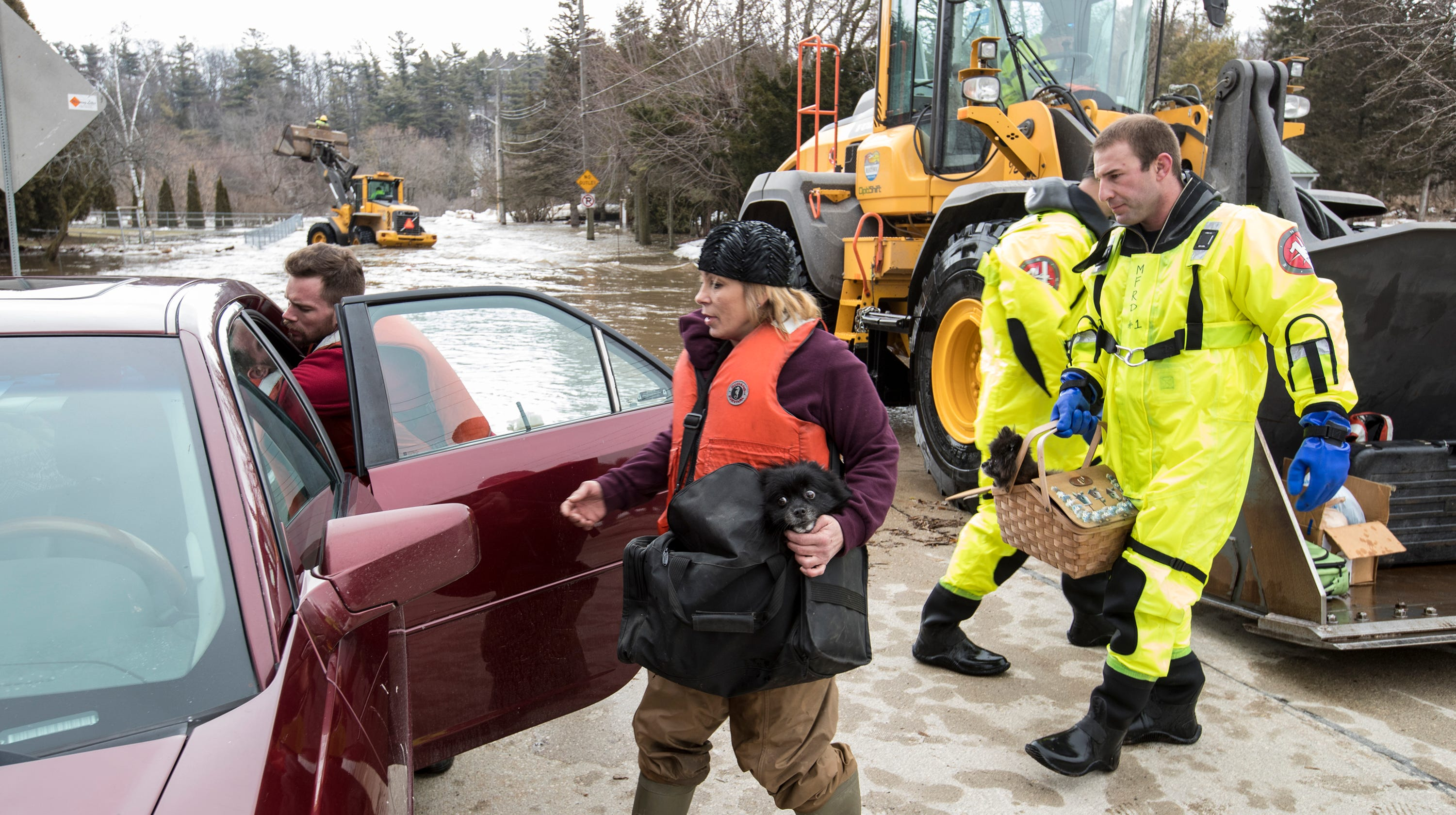 'I lost my Dad's bible.' Wrenching stories from Midwest floods, which have cost at least $3 billion