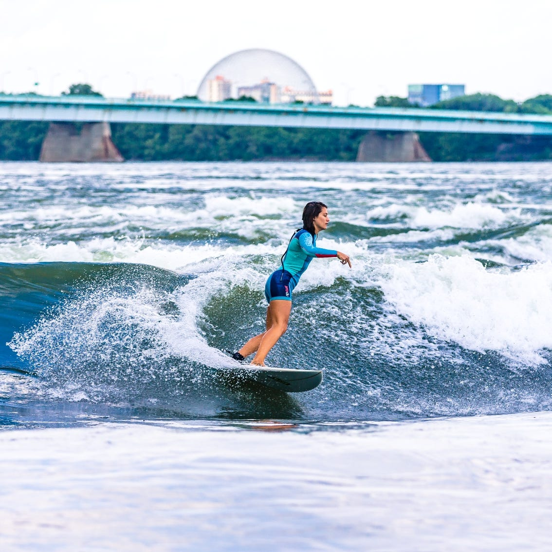10 surprising places to surf year-round (besides Florida)