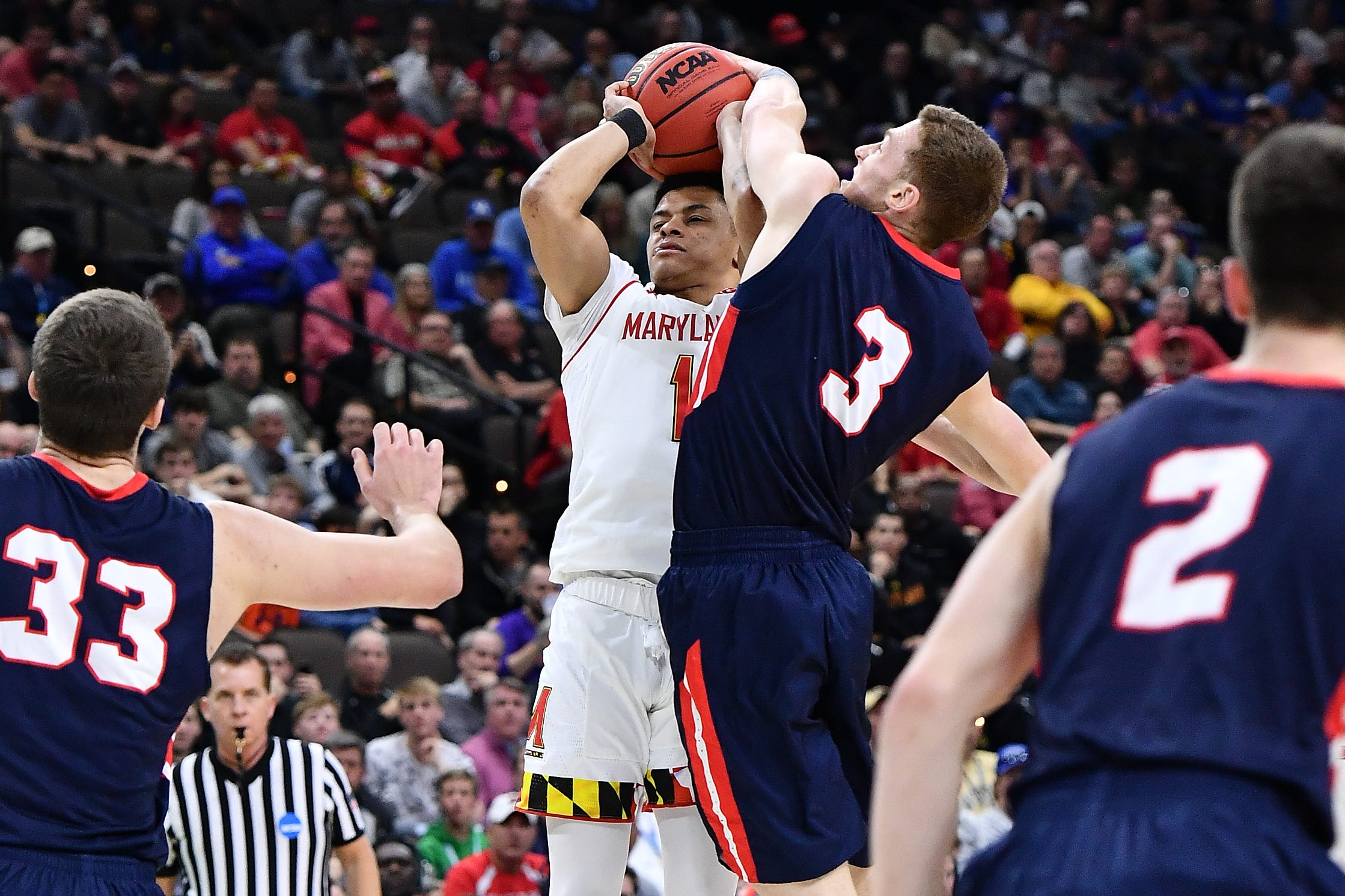 Cinderella teams fall just short and more NCAA tournament action in March Madness Day 1