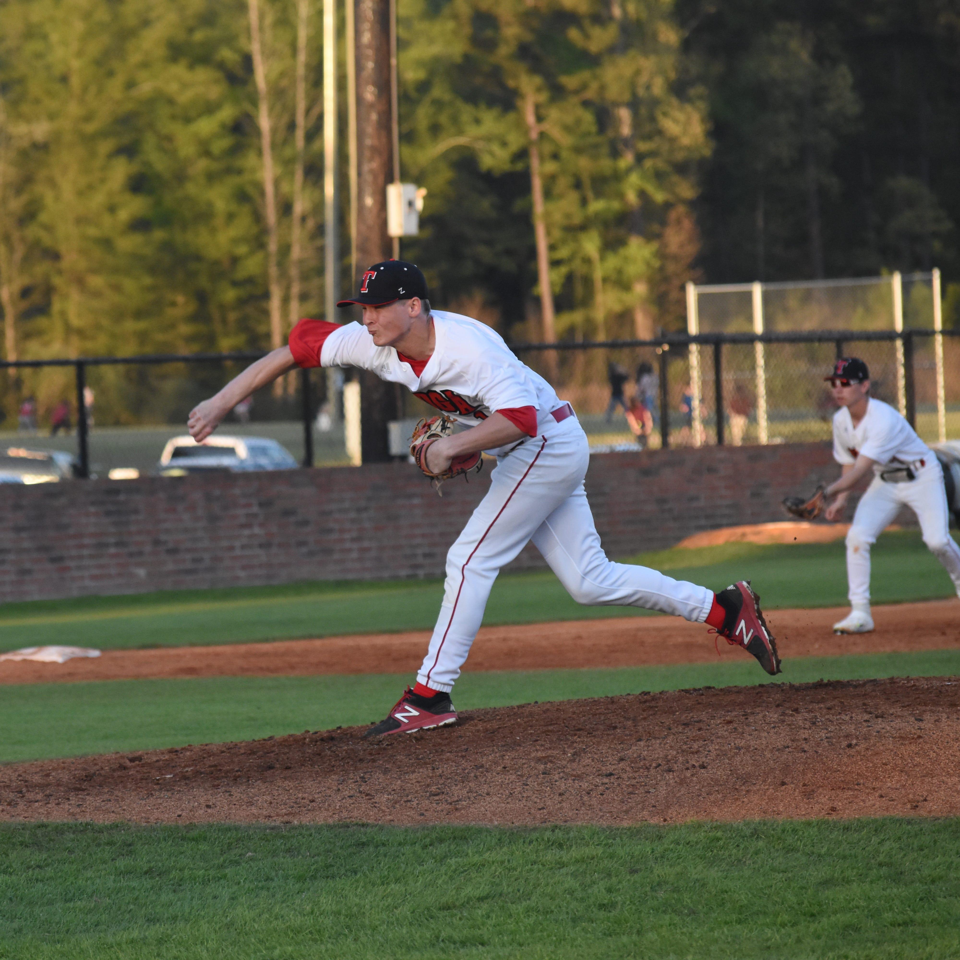 Tioga, Pitkin, Winnfield earn No. 1 seeds in LHSAA baseball playoffs
