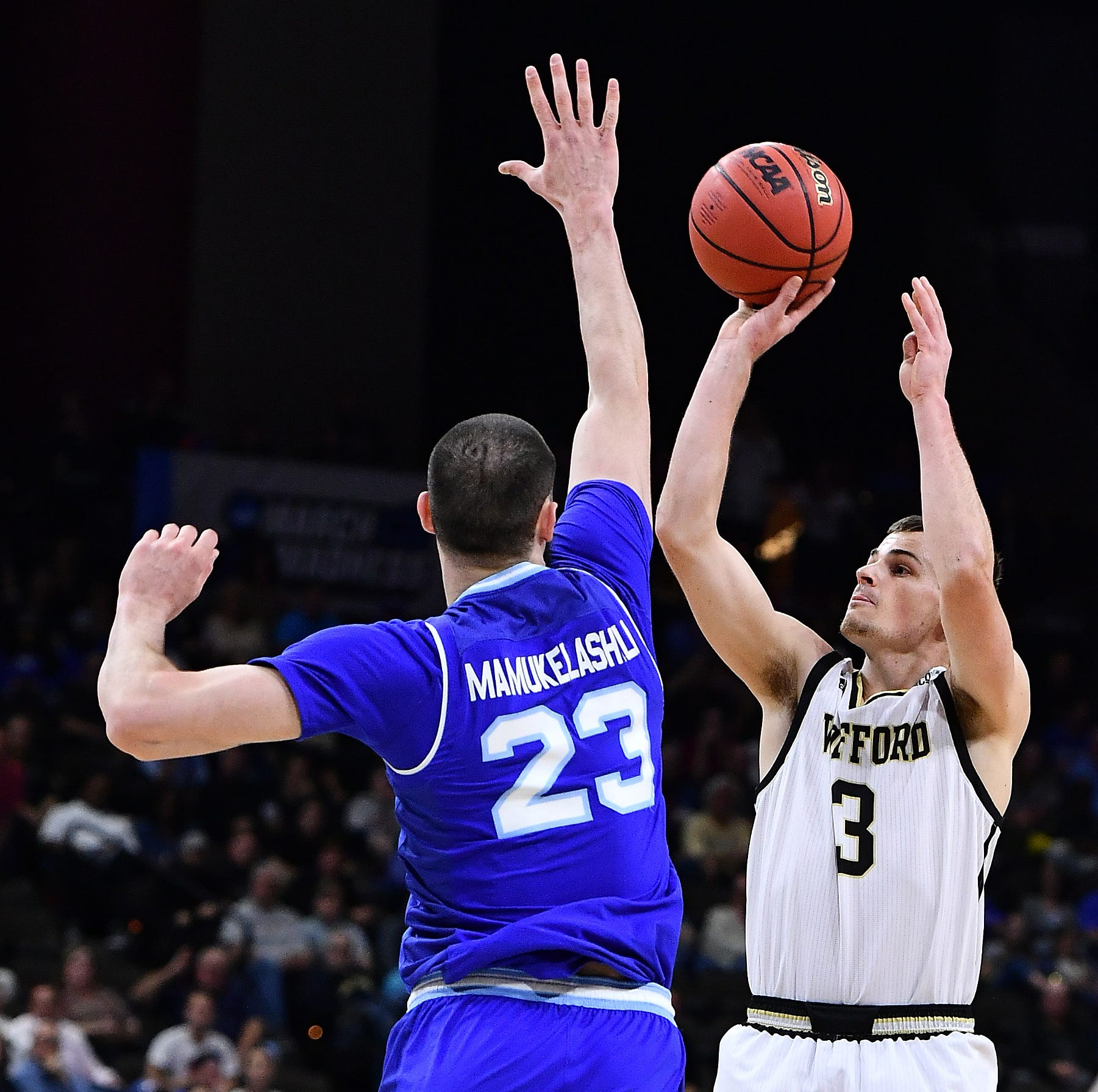 Get to know the Wofford Terriers, UK basketball's next NCAA tourney opponent