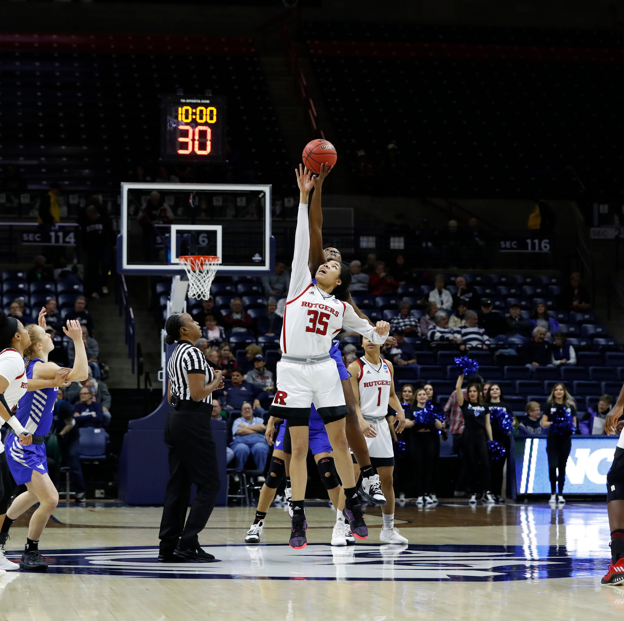 NCAA Women's Tournament 2019: Rutgers falls to Buffalo; Stringer's NCAA bonuses end at $50K
