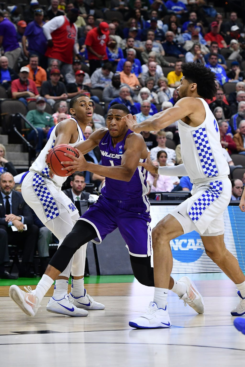 The Abilene Christian University men's basketball team in March played the University of Kentucky in an opening game in the NCAA Tournament in Jacksonville, Florida. It was Wildcats vs. Wildcats, with the ones from West Texas falling in the program's first tournament appearance.